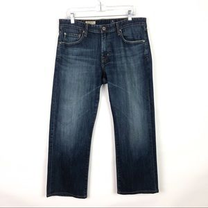 AG Adriano Goldschmied Protege Straight Jean 33x28
